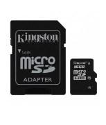 Kingston 16 GB Micro SD Card Class 10