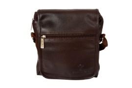 Pragmus Passport Sling Bag - Brown