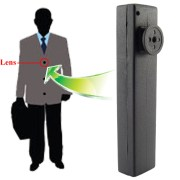 Spy Button Camera (with Warranty) and 8 GB Memory Card