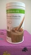 Herbalife Formula One Nutritional Shake Mix Chocolate