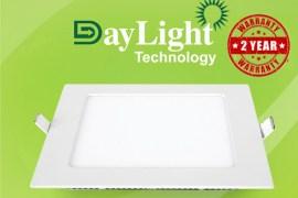 18W Panel Light - Daylight Technology - 2 year Replace warranty.