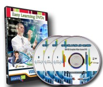 CCNA Routing and Switching 200-120 Complete Video Training Course on 3 DVDs