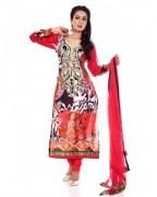 Charming Digital Print Designer Salwar Kameez For Women - CG-3701A