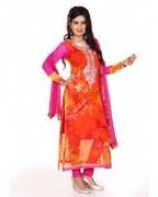 Charming Georgette Salwar Kameez For Women - CG-3702
