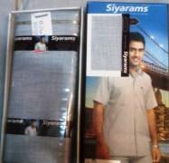 Siyaram Safari Suit For Men - Grey